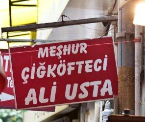 Pazarlamacıların Meşhur Çiğ Köfteci Ali Usta'dan Hatırlaması Gereken 5 Şey